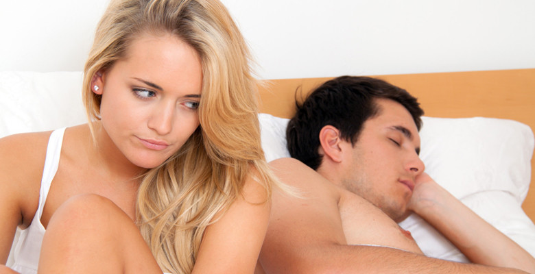 A young couple in bed having problems and crisis. Divorce and separation.; Shutterstock ID 77398771; PO: The Huffington Post; Job: The Huffington Post; Client: The Huffington Post; Other: The Huffington Post